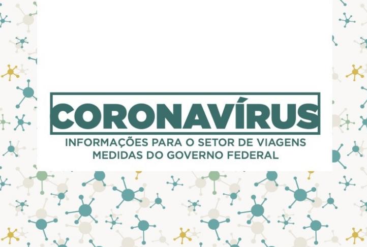 Cartilha do Ministério do Turismo lista ações de apoio contra impactos do coronavírus